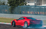 Ferrari F8 Tributo 2019 first drive review - track slide
