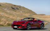 19 Ferrari Portofino M 2021 UK FD static front