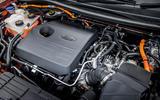 19 Ford Kuga FHEV 2021 UK FD engine