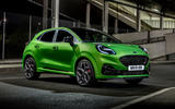 Ford Puma ST 2020 UK first drive review - static front