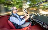 19 GTO California Spyder revival 2021 UK FD AF driving