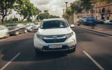 Honda CR-V hybrid 2019 first drive review - on the road nose