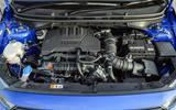 19 Hyundai Bayon 2021 UK FD engine