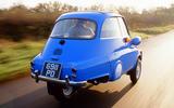 Isetta - rear