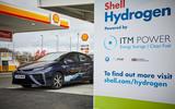 ITM Power hydrogen station shell Cobham