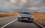 Jaguar F-Type 2020 UK first drive review - on the road nose