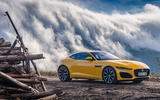 Jaguar F-Type Coupé 2020 first drive review - static front