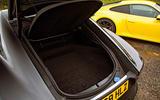 Jaguar F-Type R 2020 - static boot