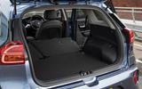 Kia Niro PHEV 2020 UK first drive review - boot