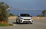Kia Proceed 2019 first drive review - on the road nose