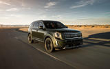 Kia Telluride 2019 first drive review - on the road front