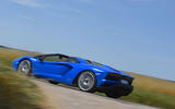 Lamborghini Aventador S 2018 first drive review on the road side