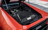 Lamborghini Huracan Evo 2019 first drive review - engine
