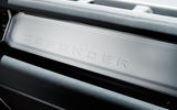 Land Rover Defender 110 S 2020 first drive review - interior trim