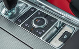 Land Rover Range Rover Sport HST 2019 UK first drive review - drive modes