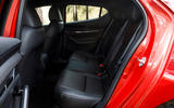 Mazda 3 2.0 Skyactiv-G 2019 first drive review - rear seats