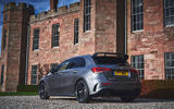 Mercedes-AMG A35 2019 UK first drive review - static rear