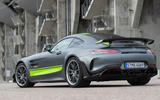 Mercedes-AMG GT R Pro 2019 first drive review - static rear
