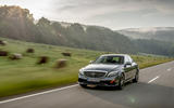 Mercedes-Benz C-Class C200 2018 review on the road cows