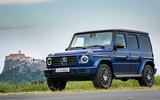 Mercedes-Benz G400d 2019 first drive review - static