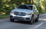 Mercedes-Benz GLC F-Cell 2018 first drive review - on the road front