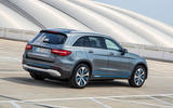 Mercedes-Benz GLC F-Cell 2019 first drive review - static rear