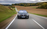 Mercedes-Benz S Class S580e 2020 first drive review - on the road nose