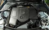 19 Mercedes C Class Estate 2021 UK LHD FD engine