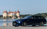 Mercedes-AMG E63 S Estate 2020 first drive review - static