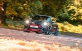 Mini JCW GP 2020 UK first drive review - cornering