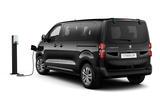 Peugeot e-Traveller 2020 - static rear