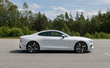Polestar 1 2019 first drive review - static side