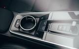 Porsche 911 Targa 2020 UK first drive review - cupholder