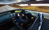Porsche Boxster T 2019 - interior