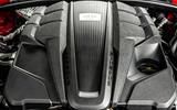 19 Porsche Macan GTS 2021 UK LHD first drive engine