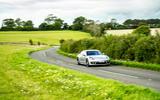 Porsche Panamera e-Hybrid 2020 UK first drive review - fields