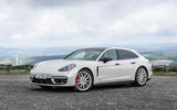 Porsche Panamera GTS Sport Turismo 2020 first drive review - static