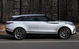 Range Rover Velar - side