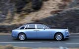 Rolls-Royce Phantom - hero side