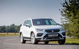 Seat Ateca Xperience 2020 UK first drive review - on the road front