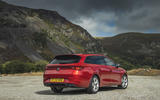 19 Seat Leon estate FR 2021 UK first drive review static front
