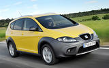 SEAT ALTEA FREETRACK TSI