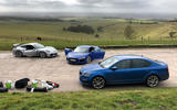 Skoda Octavia vRS diesel longterm review group test