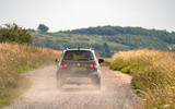 Suzuki Ignis hybrid 2020 UK first drive review - off-road rear