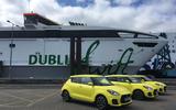 Suzuki Swift Sport 2018 long-term review Ferry