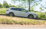 Toyota Corolla Trek 2020 UK first drive review - tracking side