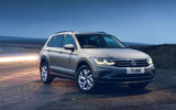 Volkswagen Tiguan Life 2020 UK first drive review - static