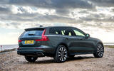 Volvo V60 Cross Country 2019 UK first drive review - static rear