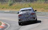 Audi Q5 Sportback - spy shot