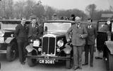 1932 RAC rally winner - credit Motorsport Images